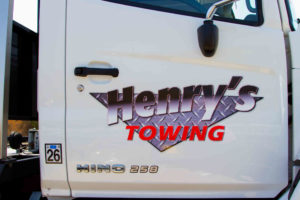 Henry's Towing Services